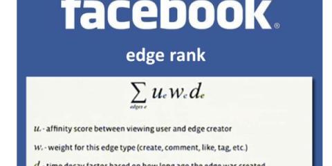 Edgerank algoritme