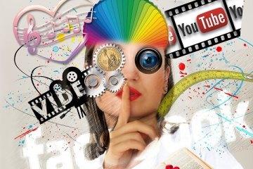 merk en sociale media