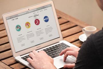 B2B-website