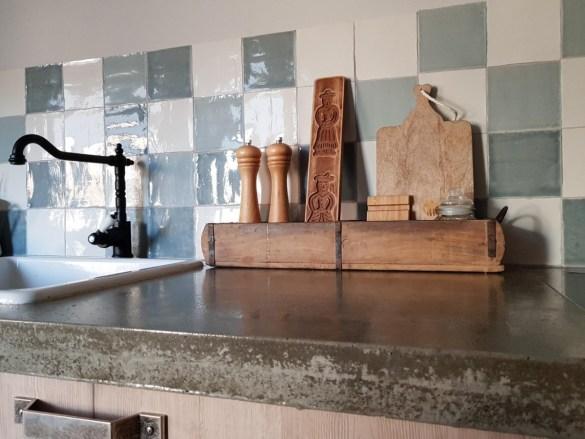 doe het zelf aanrechtblad van beton maken