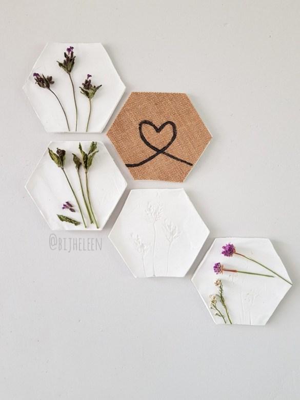 hexagon maken
