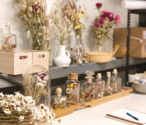Daffies DIY droogbloemen