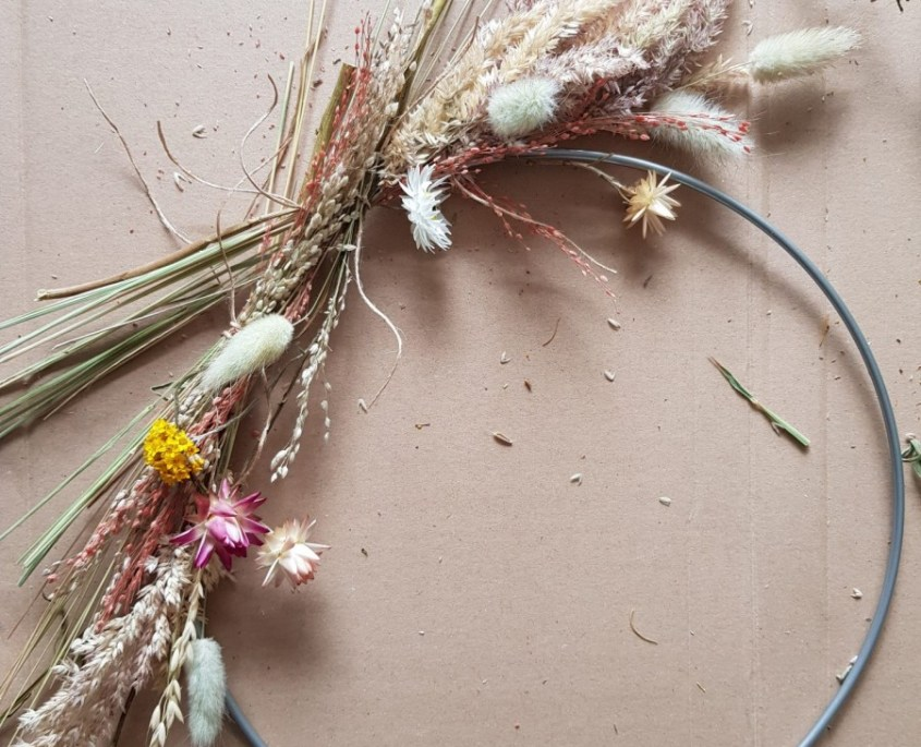droogbloemen DIY