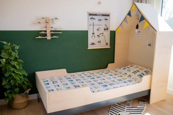 kinderbed bedhuisje