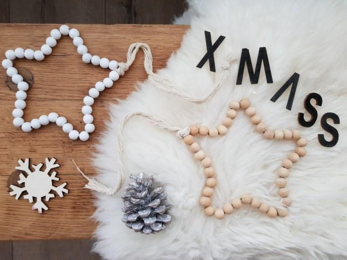 Zelf een kerstster maken – kerst inspiratie