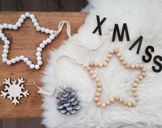 kerstster maken