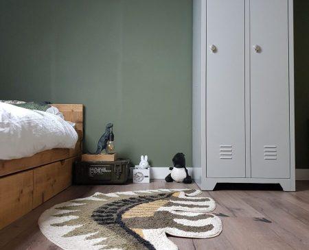 ervaring slaaptrainer, dino kamer