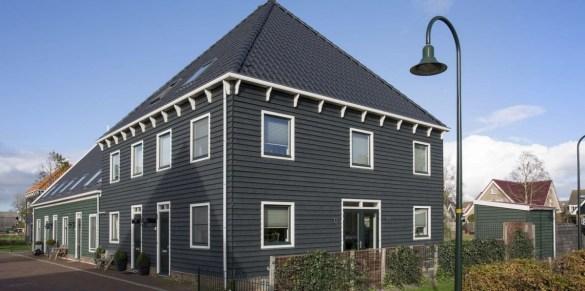 Een zwart huis, de nieuwe trend!