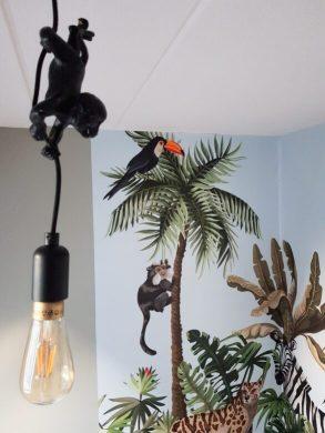 apenlamp junglekamer
