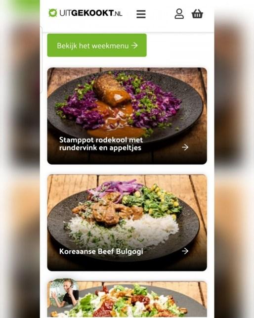 Goedkope maaltijd: gezond eten binnen 5 minuten op tafel!