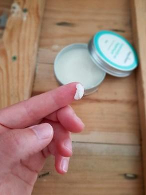 Deodorant bar no plastic