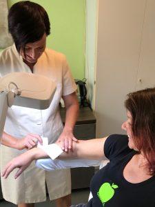 Waxen ontharen verven epileren