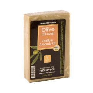 100% Olívaszappan Vanília-Avokádó 100 g