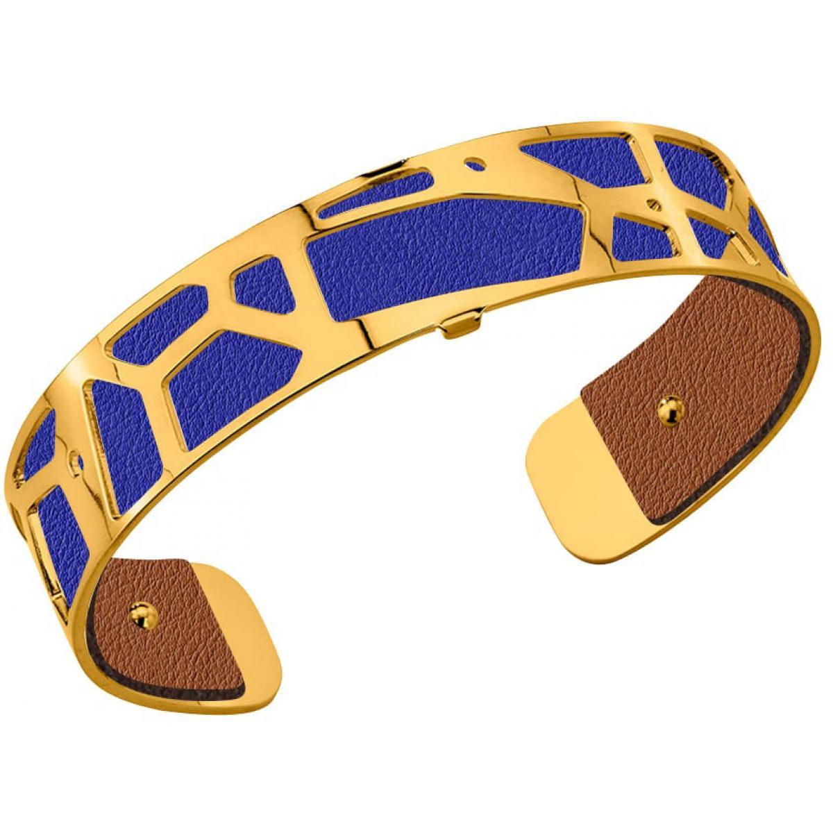 cuir pour bracelet les georgettes cuir bleu denim canyon cuir pour bracelet reversible interchangeable femme