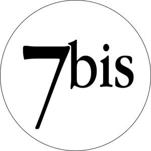 Bijoux 7bis Paris - logo noir