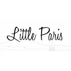 Bijoux 7bis Paris - Little Paris revendeur pro