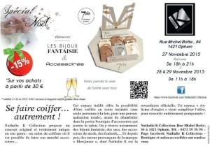 Bijoux 7bis Paris - Nathalie K évènement