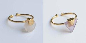Bijoux 7bis Paris - Collection Eclipse