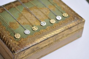 Bijoux 7bis Paris - Collection Médailles memories