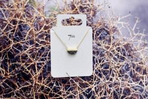 Bijoux 7bis Paris - Collection semi précieuse