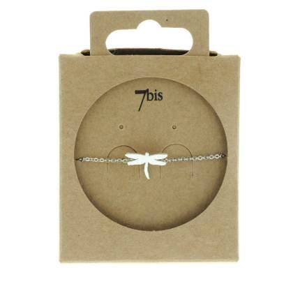 370769ARG Bracelet Libellule Argenté Design Délicat