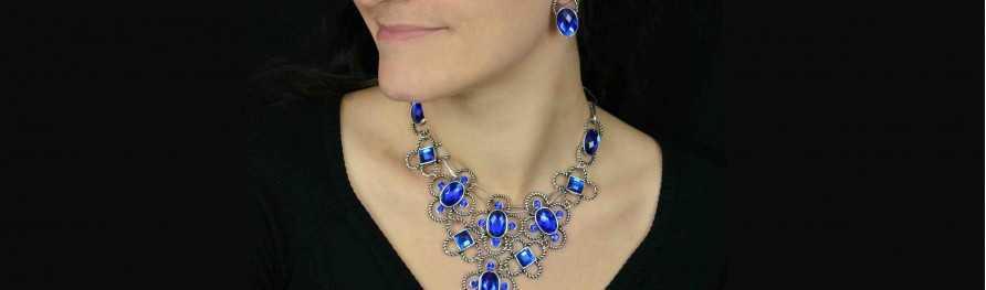 parures de bijoux fantaisie pas cher