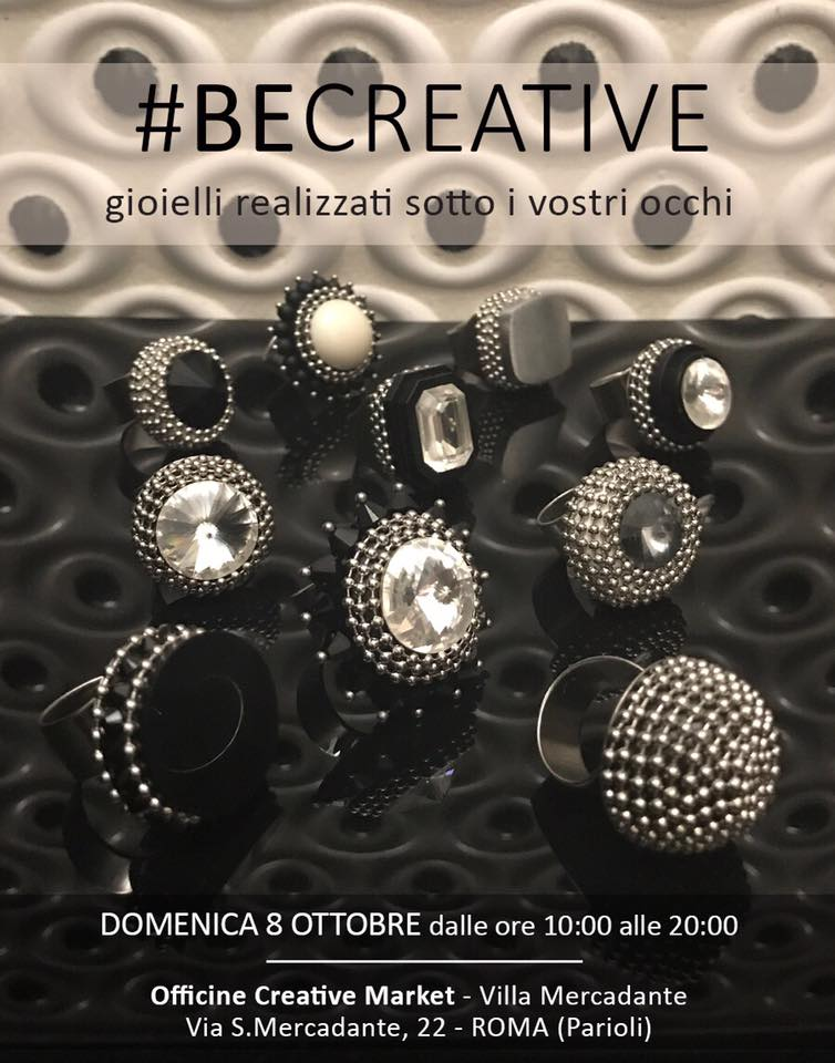To BE in the Officine Creative