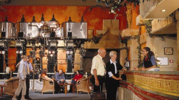 Bijzondere Overnachting Origineel Overnachten All-inclusive hotel en attractiepark Wunderland Kalkar4