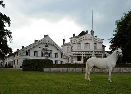 Weekendje weg naar een Belgisch landgoed