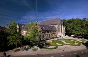 Origineel overnachten in het Kruisherenhotel in Maastricht