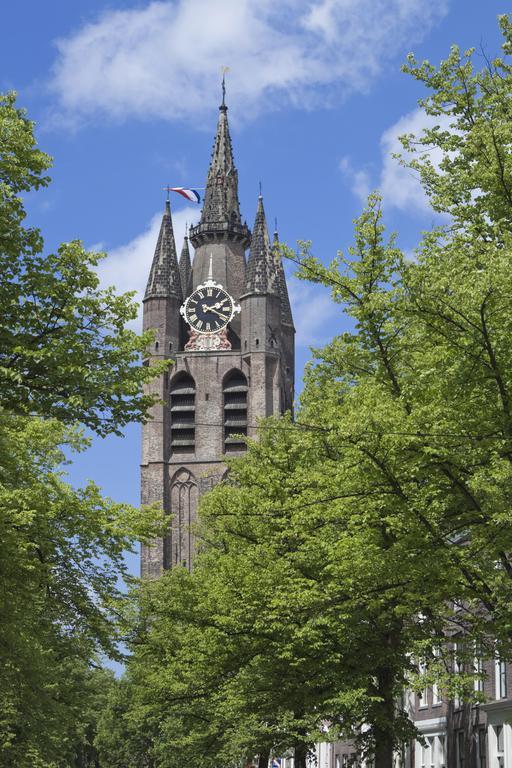 Bijzondere Overnachting Origineel Overnachten Monumentaal Museum Hotel in Delft5