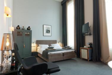 Bijzondere Overnachting Origineel Overnachten Rijksmonument Suitehotel Pincoffs Rotterdam8