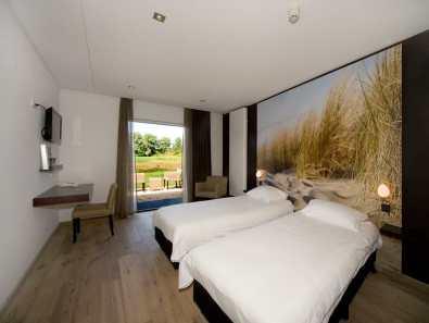Bijzondere Overnachting Origineel Overnachten Slapen in een kasteel aan de Zeeuwse kust Fletcher Hotel Renesse2