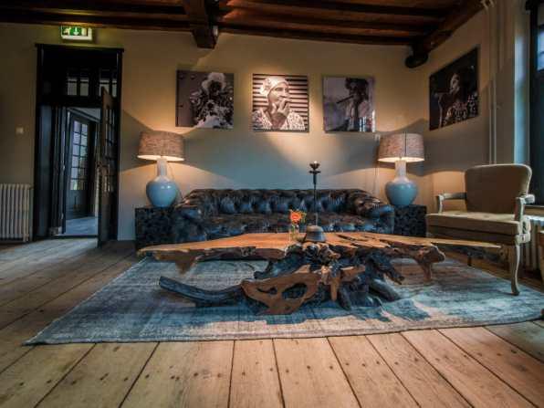 Bijzondere Overnachting Origineel Overnachten Slapen in een kasteel aan de Zeeuwse kust Fletcher Hotel Renesse9