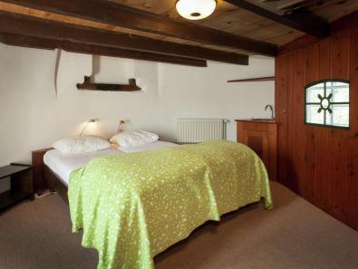 Bijzondere Overnachting Origineel Overnachten Slapen in een molen De Verrekijker Bergharen Gelderland11