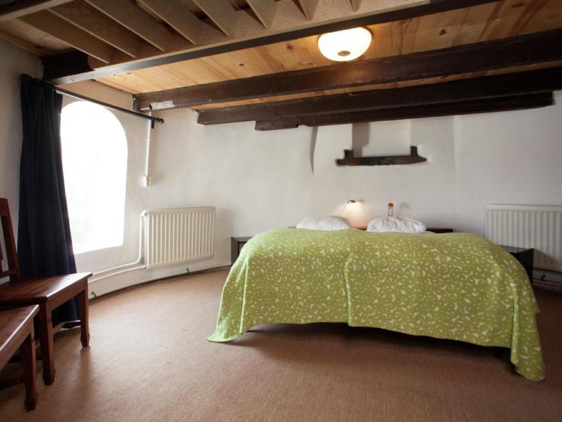 Bijzondere Overnachting Origineel Overnachten Slapen in een molen De Verrekijker Bergharen Gelderland14
