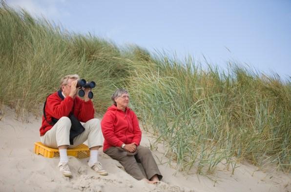 Bijzondere Overnachting Origineel Overnachten Slapen in een trekkershut op Texel14