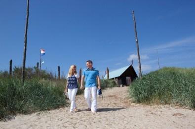 Bijzondere Overnachting Origineel Overnachten Slapen in een trekkershut op Texel9