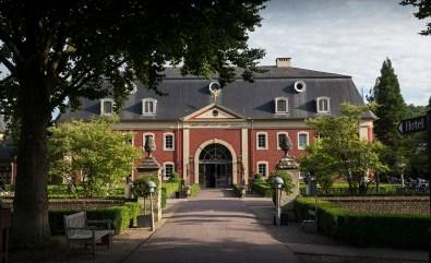 Bijzondere Overnachting Origineel Overnachten Slapen in het Limburgse kasteel Chateau St Gerlach5