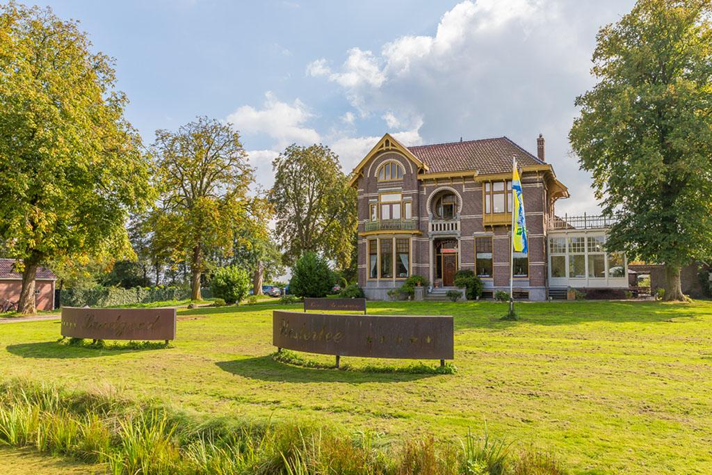 Bijzondere Overnachting Origineel Overnachten Slapen op Landgoed Westerlee Groningen21