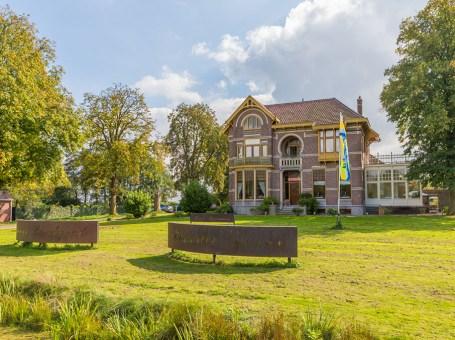 Slapen op het luxe Landgoed Westerlee in Groningen