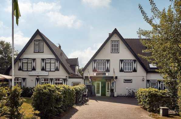 Bijzondere Overnachting Origineel Overnachten Waddeneilanden Hotel Prins Hendrik Texel1