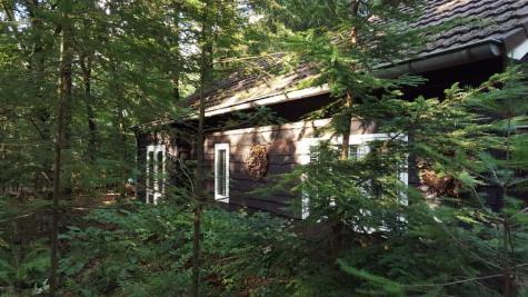 Bijzondere Overnachting Origingeel Overnachten Slapen in de bossen in een boshuisje op de Veluwe14