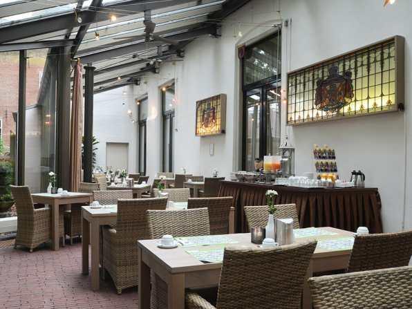 Bijzondere Overnachten Origineel Overnachten Fletcher Hotel Stadhouderlijk Hof Leeuwarden Friesland9