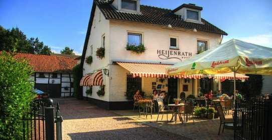 Bijzondere Overnachting Origineel Overnachten Familiehotel Heijtenrath Zuid-Limburg3