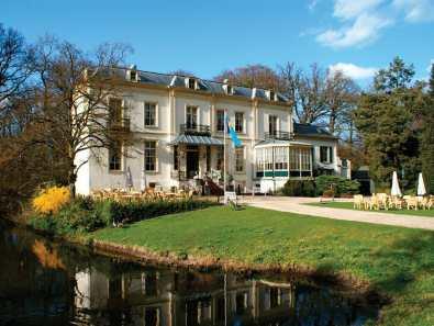 Bijzondere Overnachting Origineel Overnachten Fletcher Hotel Huis Landgoed Eerbeek1