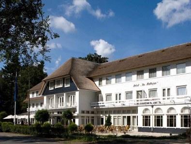 Bijzondere Overnachting Origineel Overnachten Luxe Fletcher Hotel Malle Jan op de Veluwe nabij Apeldoorn1