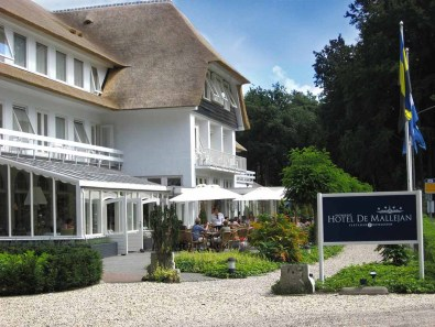Bijzondere Overnachting Origineel Overnachten Luxe Fletcher Hotel Malle Jan op de Veluwe nabij Apeldoorn14