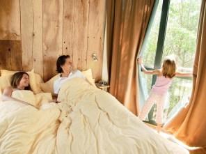 Bijzondere Overnachting Origineel Overnachten Slapen in een boomhut Center Parcs7