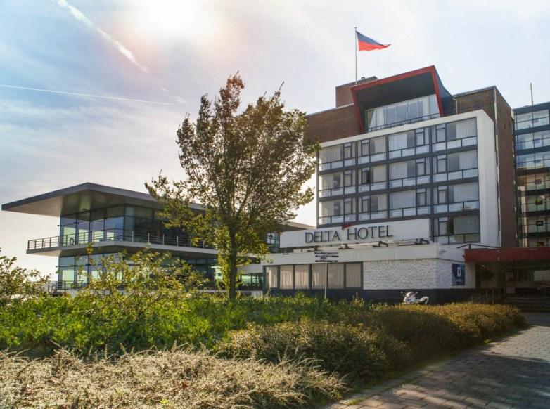Bijzondere Overnachting Origineel Overnachten Uitzicht over de Maas bij het Delta Hotel in Vlaardingen21